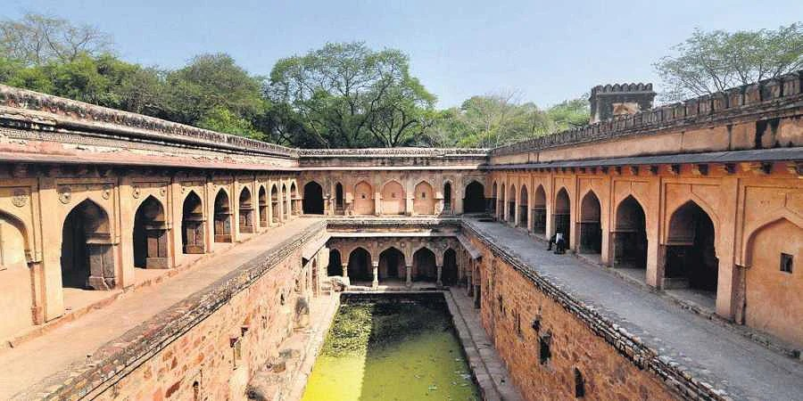 Image result for monuments under asi delhi