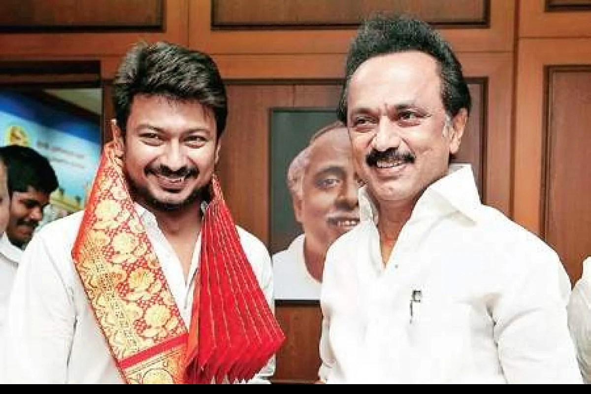 Tamil Nadu polls: Seniors upset as Udhayanidhi chosen to open DMK's 100-day  election campaign?- The New Indian Express