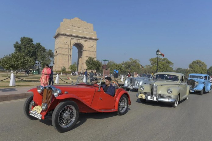 Government Intends To Formalise Registration Process Of Vintage Motor Vehicles The New Indian Express