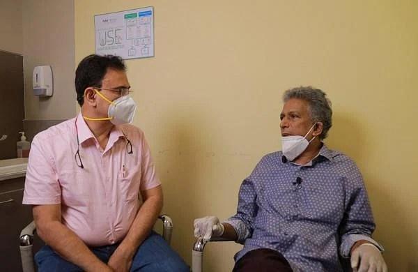 Dr कोच्चि के डॉक्टर जमे हुए हाथी ट्रंक की प्रक्रिया करते हैं, एयरलिफ्ट किए गए लंका के मरीज की जान बचाते हैं