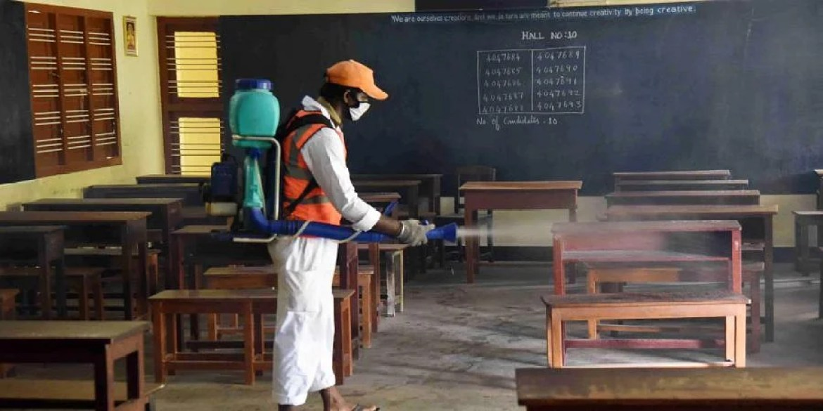 COVID-19: Schools for classes 9 to 12 to reopen in Pune city from January  4- The New Indian Express