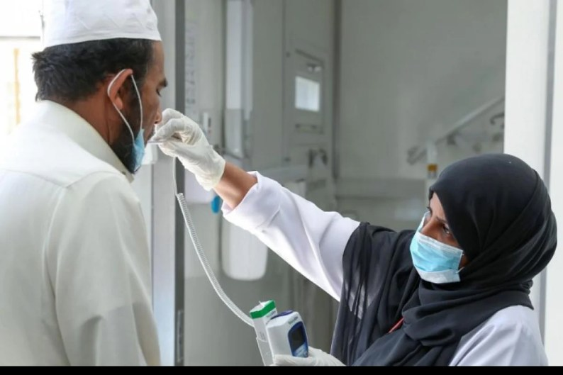 Number of COVID-19 cases in Saudi Arabia exceeds 15,000- The New Indian Express