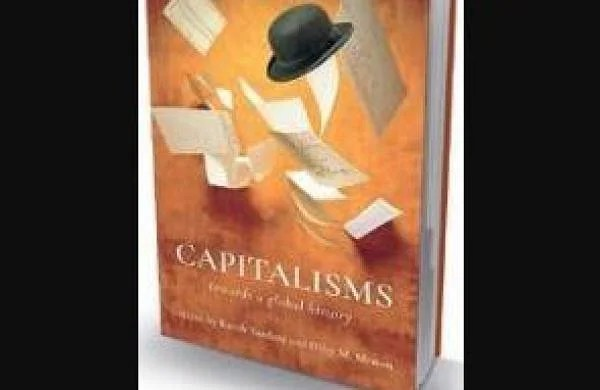 Tracing historical past of capitalism