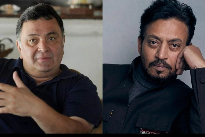 irrfan khan and rishi kapoor: legends not out- the new indian express