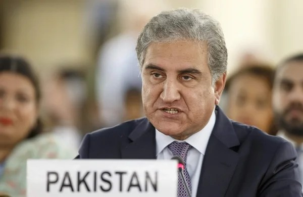 COVID-19: Pakistan Foreign Minister Shah Mahmood Qureshi dismisses reports of death as 'fake'