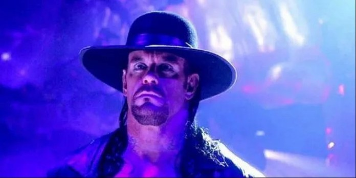 The Deadman had made his WWE debut in 1990.