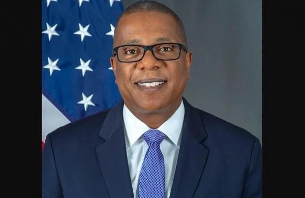Zimbabwe's ruling party calls US ambassador a 'thug'