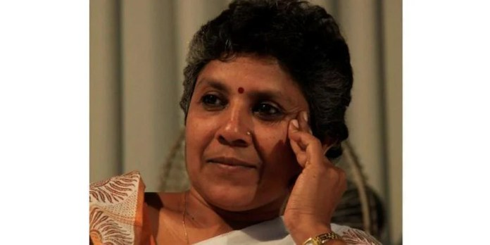Kerala Assembly Elections | Lathika Subhash Going Bald Is An Important Statement