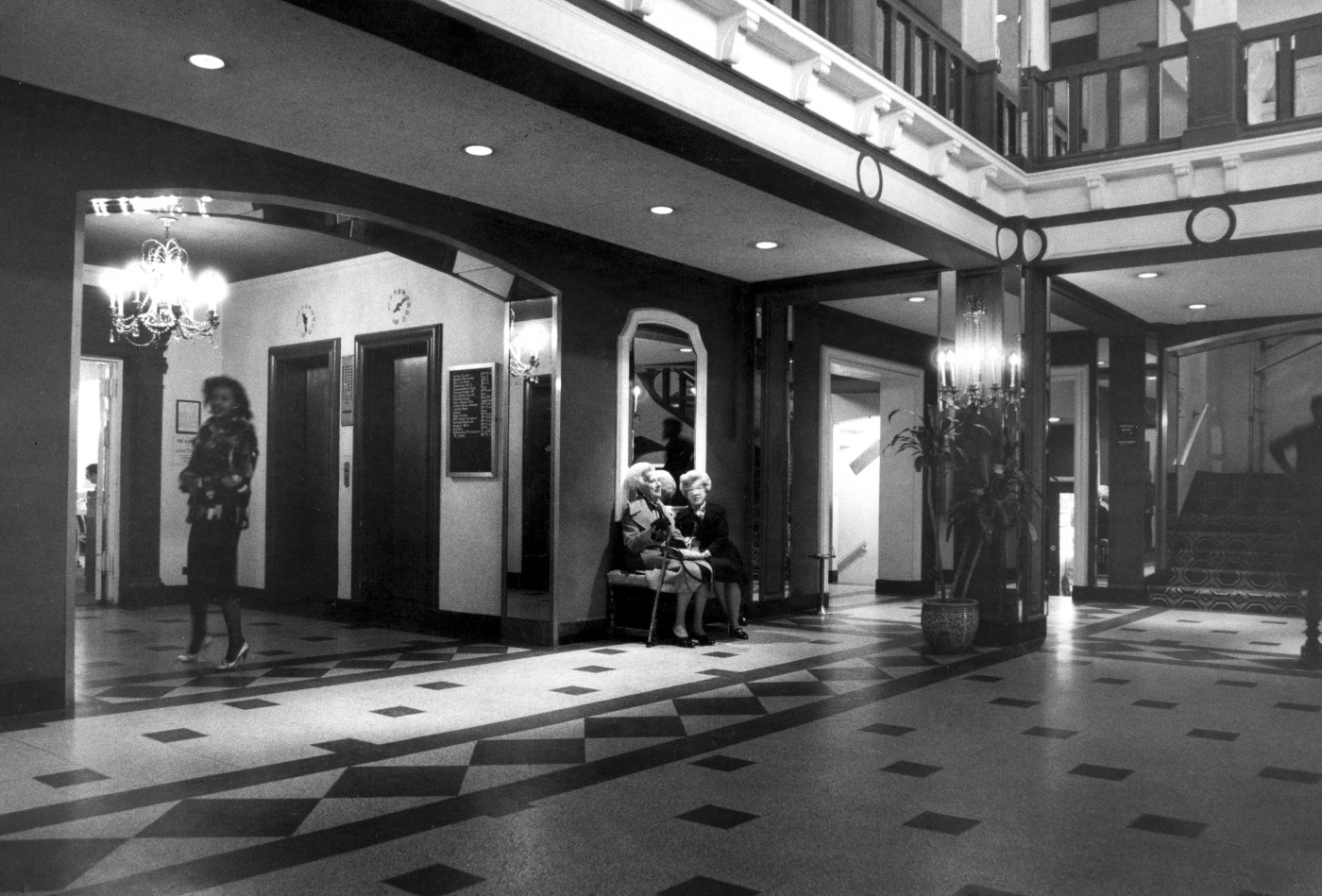 how the barbizon hotel defined women s