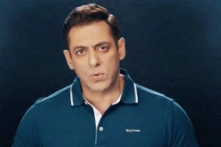 सलमान खान करेंगे नई फिल्मों का जल्द ऐलान.(फोटो  (साभार: beingsalmankhan/Instagram)