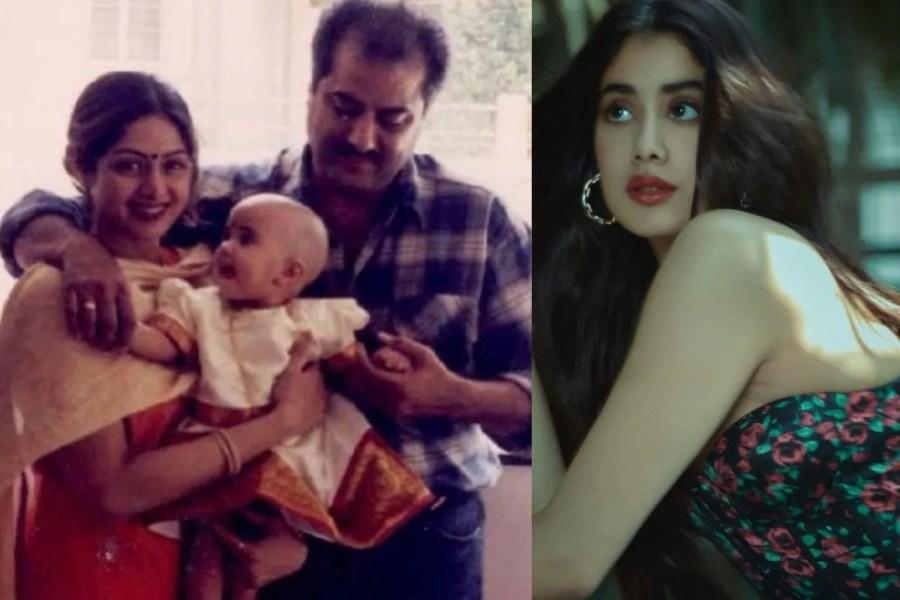 Jhanvi Kapoor has been very close to her mother Sridevi.  (Photo Credits: Instagram: @janhvikapoor)