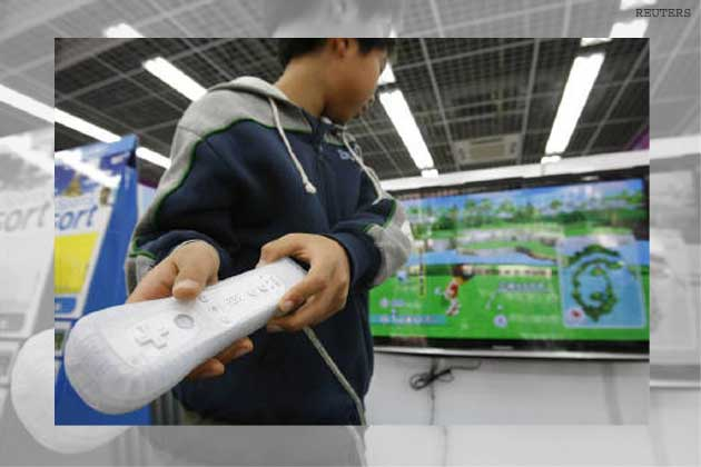 Interactive video games can cause injuries   News18