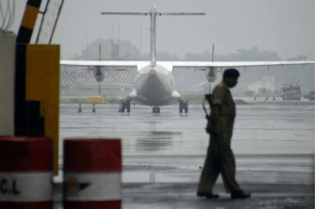 Representative file photo of Kolkata Airport.