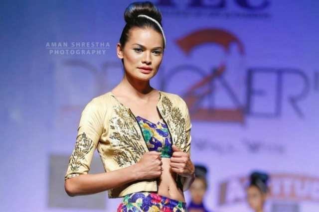Meet Anjali Lama, First Transgender Model To Walk At The Lakme Fashion Week