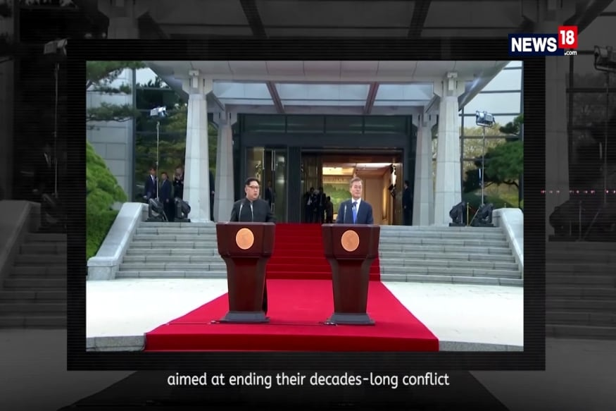 World In Flux : Inter Korea Summit 2018, Will Trump Steal a Credit for Denuclearising Korea
