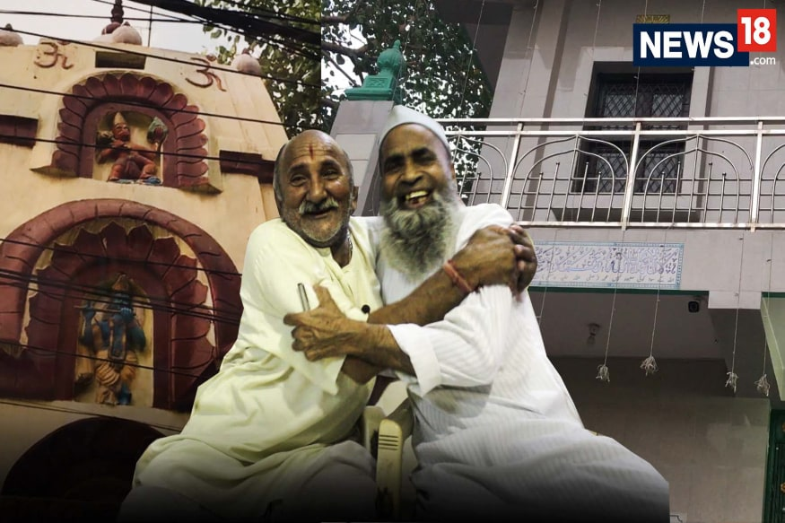 The Mandir Masjid Gully | Where The Spirit Of India Finds Its True Meaning