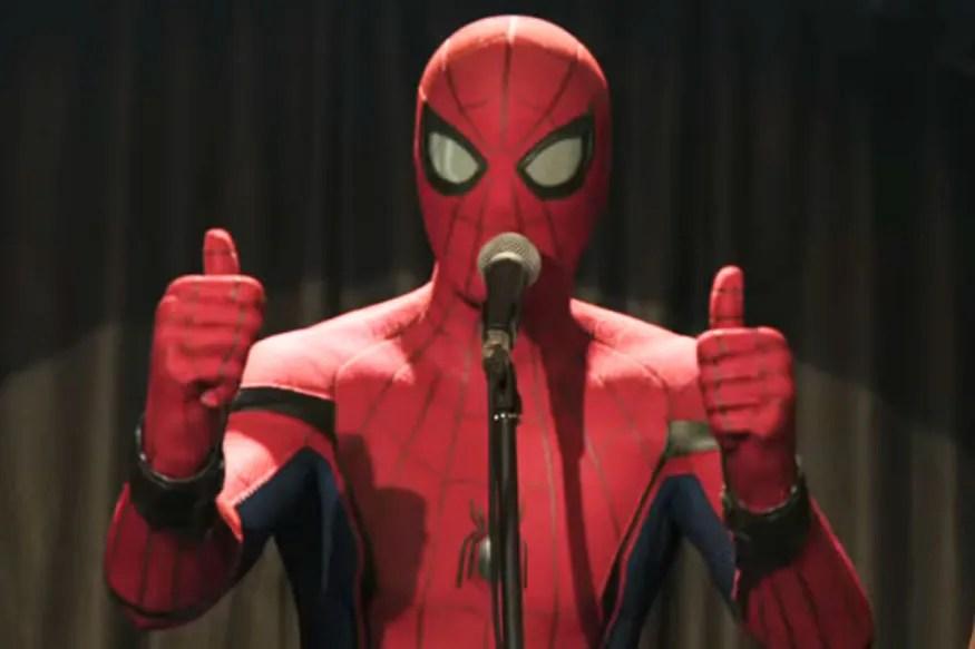 Risultati immagini per spider-man far from home