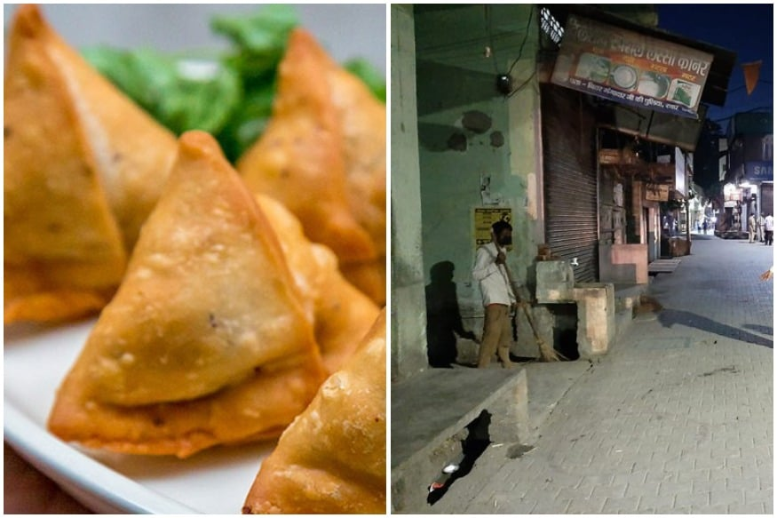 UP Man Calls Emergency Number And Orders Samosa-Made To Clean Drainage