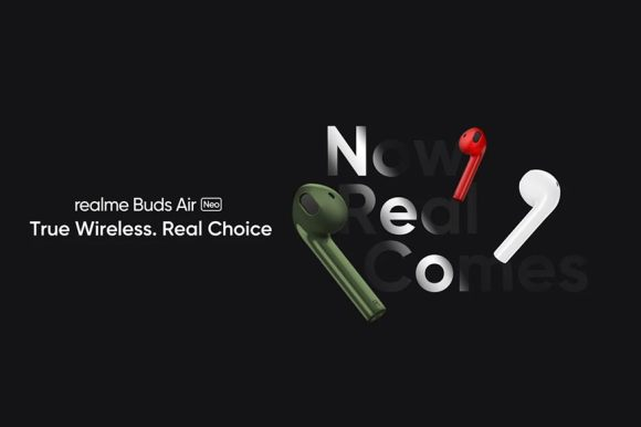 Realme Buds Air Neo Launching in India on May 25, Could be Priced at Rs 2,999