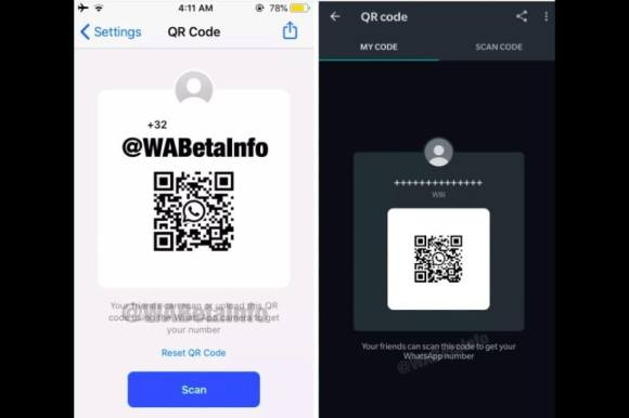 WhatsApp Beta Update Brings Profile QR Codes to Let You Add Contacts Easily