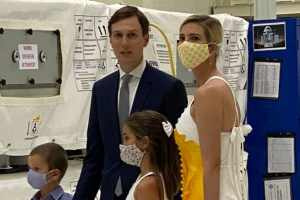 Ivanka Trump Took Kids to Elon Musk's SpaceX Launch Even as NASA Told Everyone to Stay Home