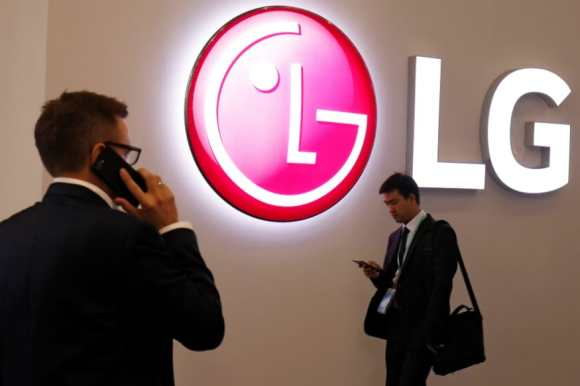 LG Logo (Pic Source: Reuters)