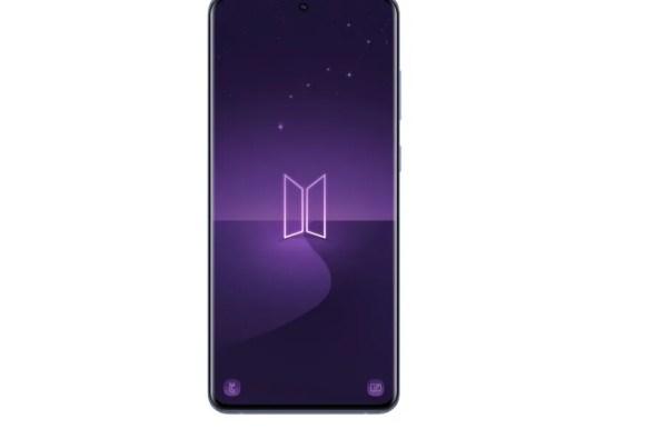 Samsung Galaxy S20+ 5G BTS Editions. (Pic Source: Samsung)