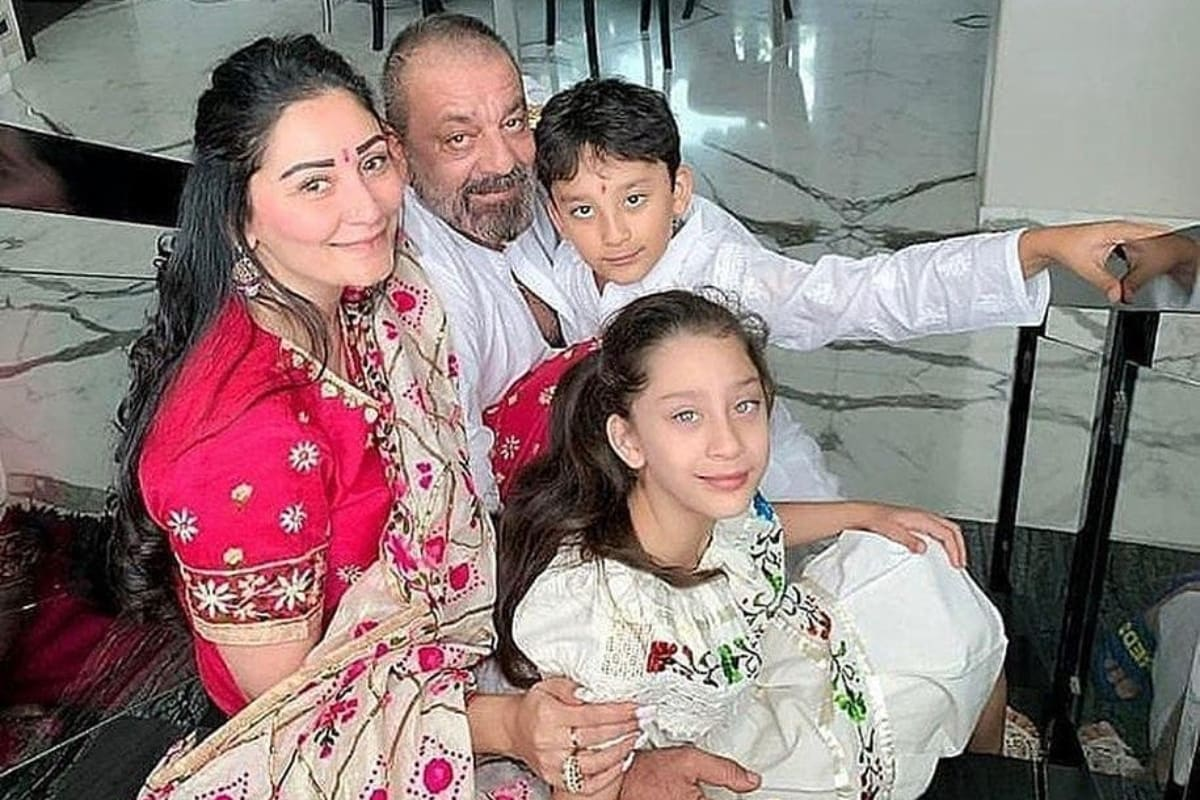 5 Priceless Moments of the Actor with Family