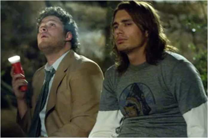 James Franco and Seth Rogen in 'Pineapple Express'
