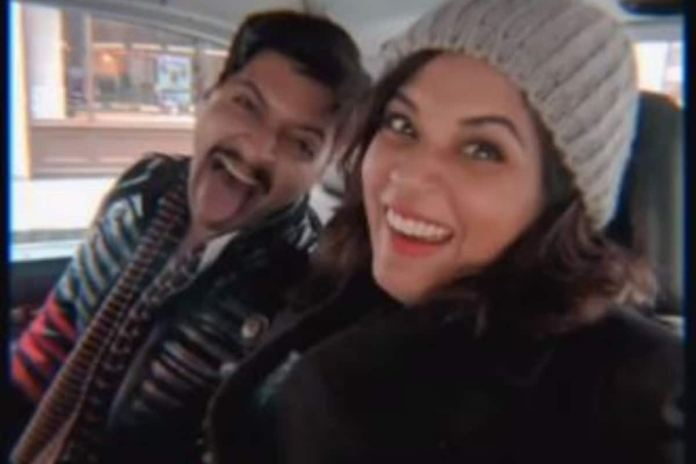 Richa Chaddha Misses Ali Fazal, Shares Cute Video with Actor