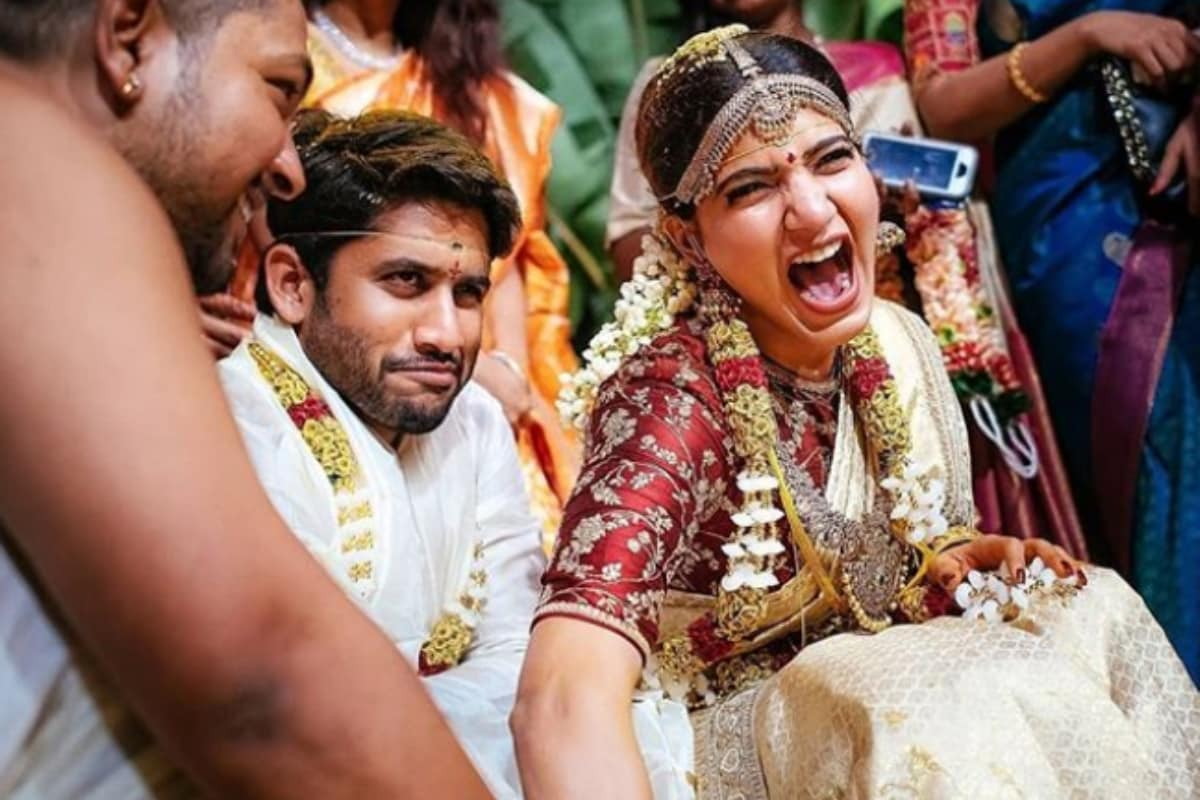 Samantha Akkineni's Quirky Reply to Fan Who Asked Her to Divorce Naga Chaitanya