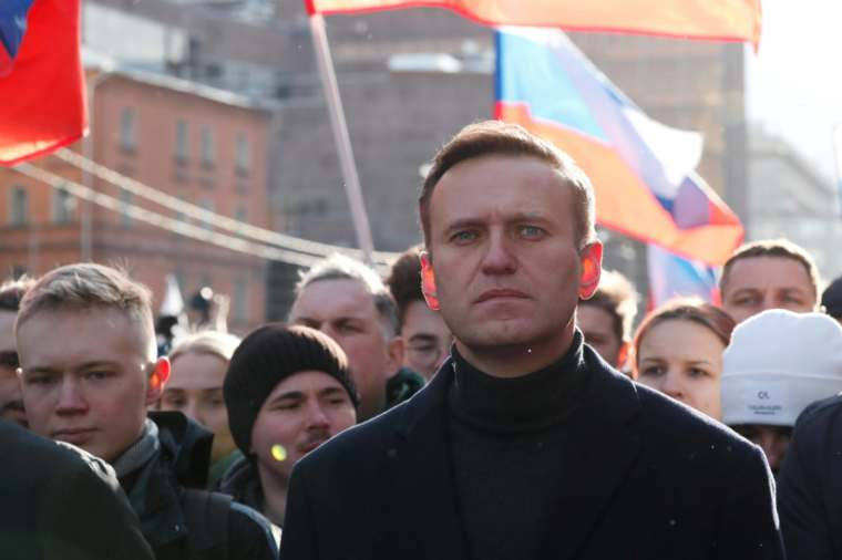 Germany: Foreign Labs Confirm Alexei Navalny Poisoned with Nerve Agent Novichok