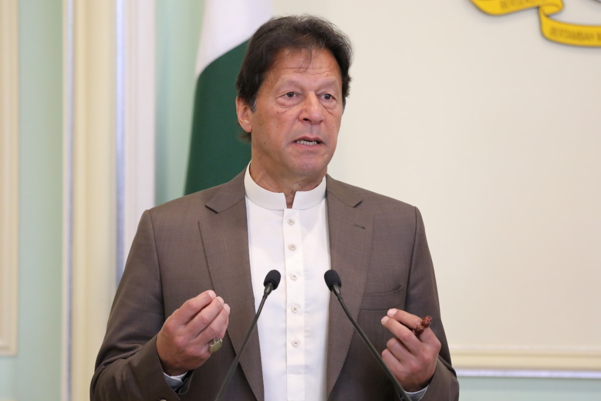 Opposition Parties in Pak Launch Alliance to Oust PM Imran Khan