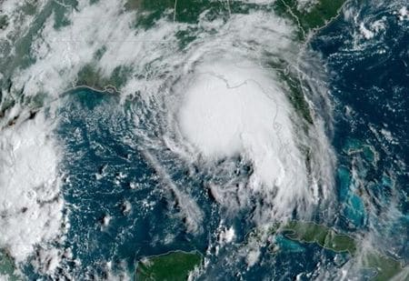 Tropical Storm Sally To Strengthen To Hurricane, Forecaster Says