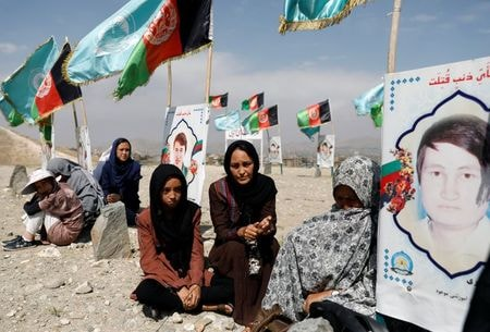 Victims Of Violence Ask Not To Be Forgotten In Afghan Peace Process