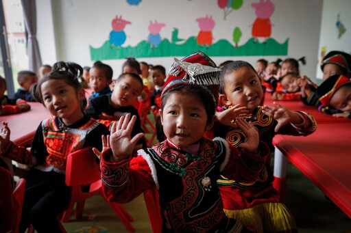 China Uproots Ethnic Minority Villages In Anti-poverty Fight