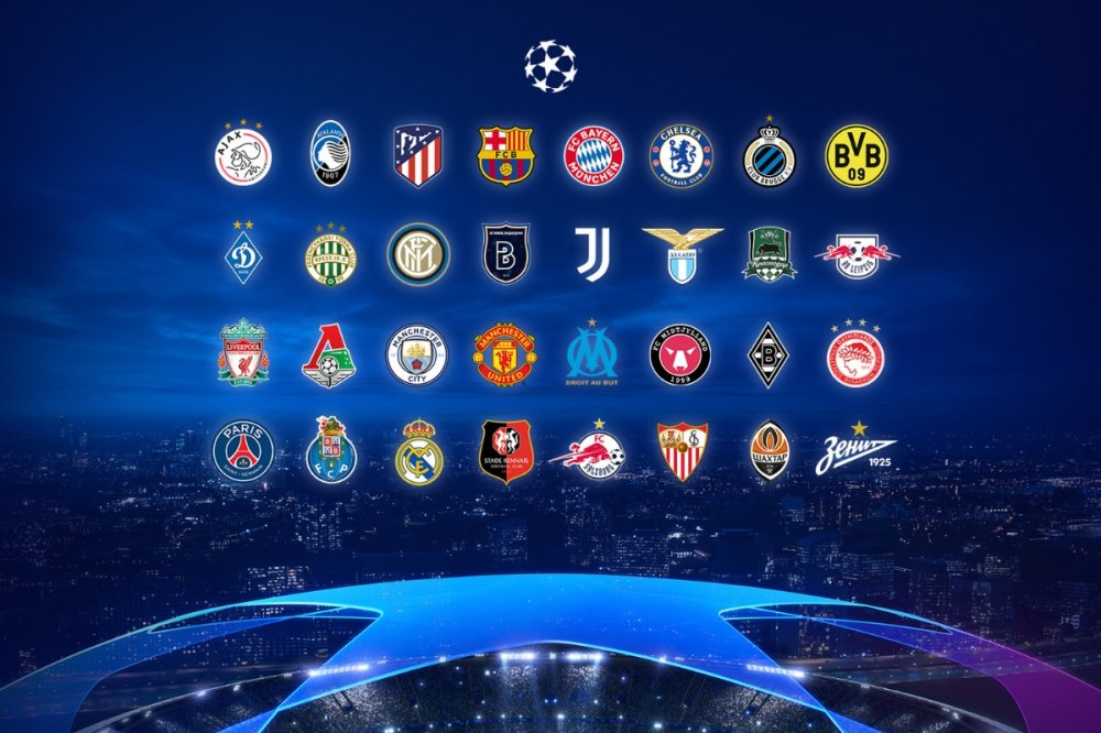 UEFA Champions League Draw Live Updates: Bayern Munich, Liverpool to Know UCL  Group Stage Fate | NOWNEWS.XYZ