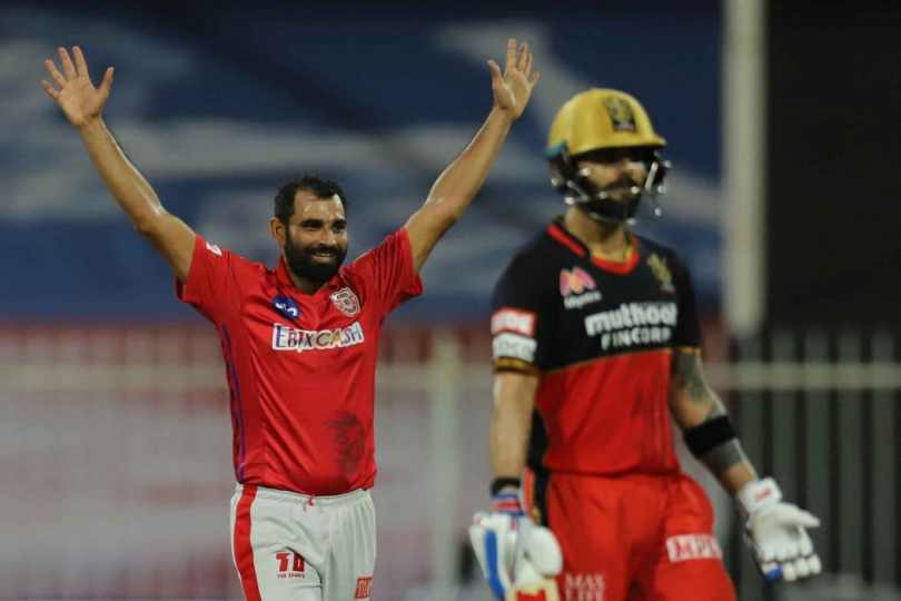 India vs Australia 2020: My IPL Performance Has Put Me in the Right Zone, Says Mohammed Shami