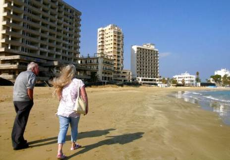 Cyprus Slams Turkey's Move To Open Ghost Town's Beach