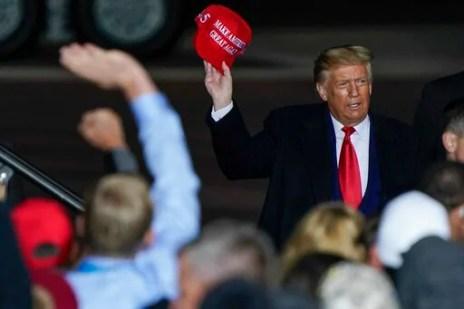 Trump 270 Path Narrows, Wisconsin Mirrors Swing State Plight