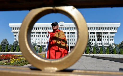 Kyrgyzstan Opposition Divided Amid Political Chaos, Protests