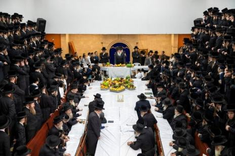 Amid Rising Infections, Israeli Ultra-Orthodox Defy Lockdown