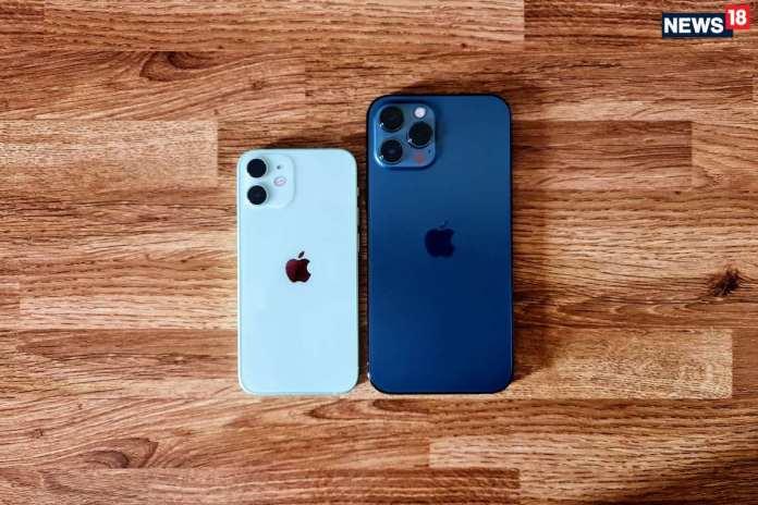 1605853978 apple iphone 12 mini 2 36 अल-जज़ीरा पत्रकारों के आईफ़ोन ने एनएसओ ग्रुप के जीरो क्लिक स्पायवेयर का उपयोग करके हैक किया