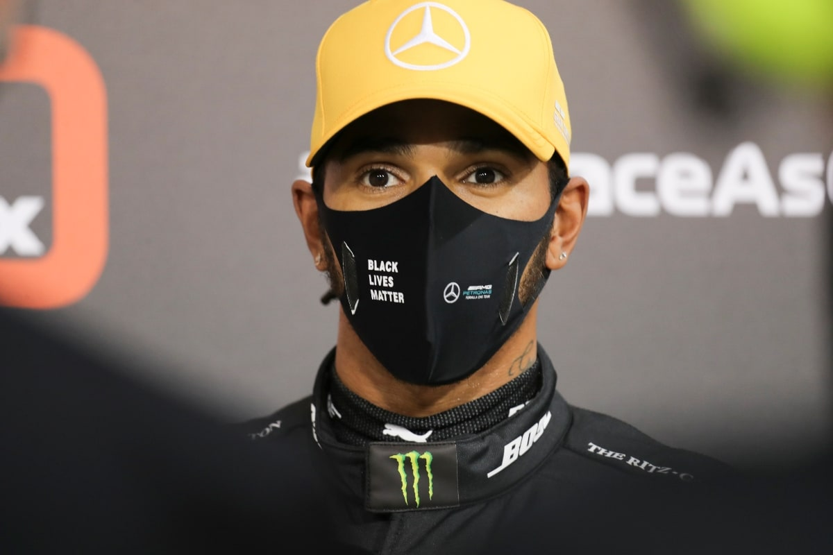 No News on Lewis Hamilton But Mercedes Set Date for Formula One Car Launch