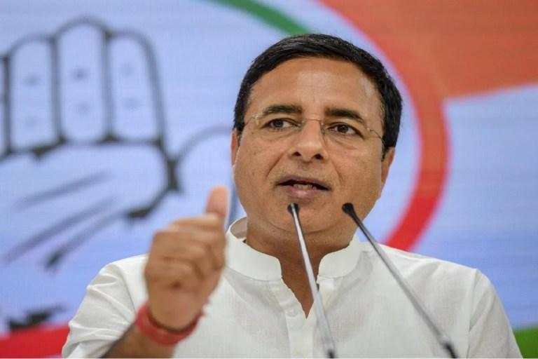 कांग्रेस ने भाजपा पर कोविड विफलताओं से ध्यान हटाने के लिए 'जालसाजी' करने का आरोप लगाया