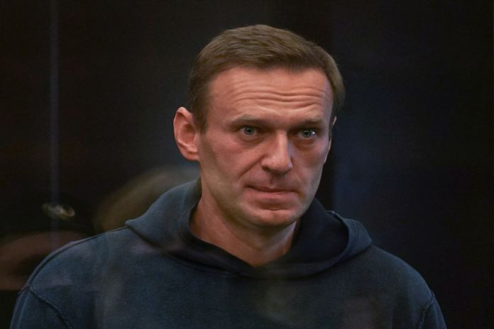 File photo pf Russian opposition leader Alexei Navalny. (Image: Reuters)