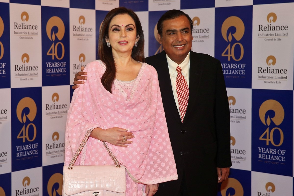 Reliance to Launch Own Vaccination Programme 'R-Suraksha' for Employees, Family Members