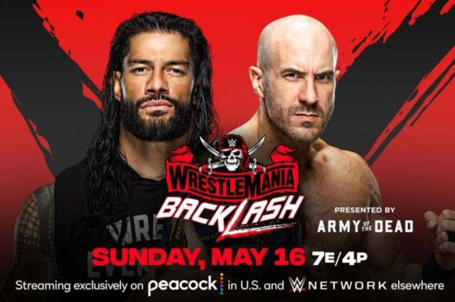 WWE WrestleMania Backlash 2021: Match Card, Live Streaming, Date and Time in India: When and where to watch?