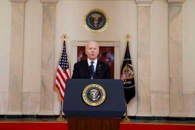 Biden Order to Ban Investment in Huawei, 58 Other Chinese Firms 'Tied to Military, Surveillance'