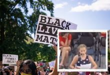 9-year-old US Girl Slams Board Over BLM Posters, Speech Goes Viral